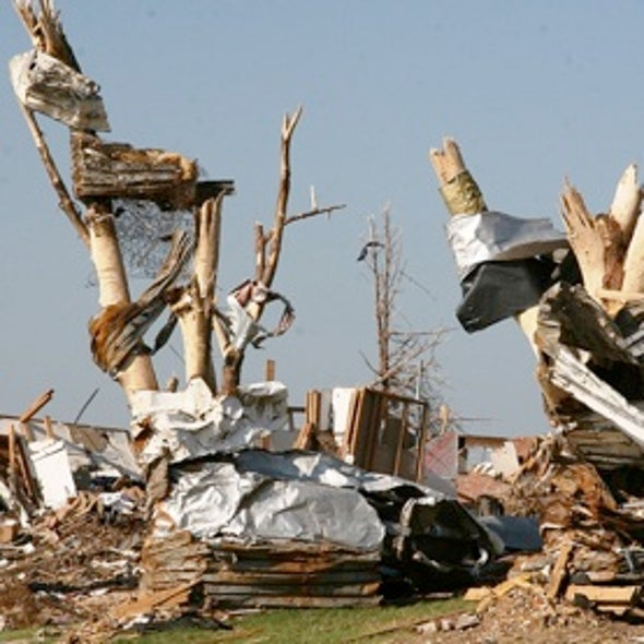 """NOAA Chief: 2011 Weather Was """"Harbinger of Things to Come"""""""