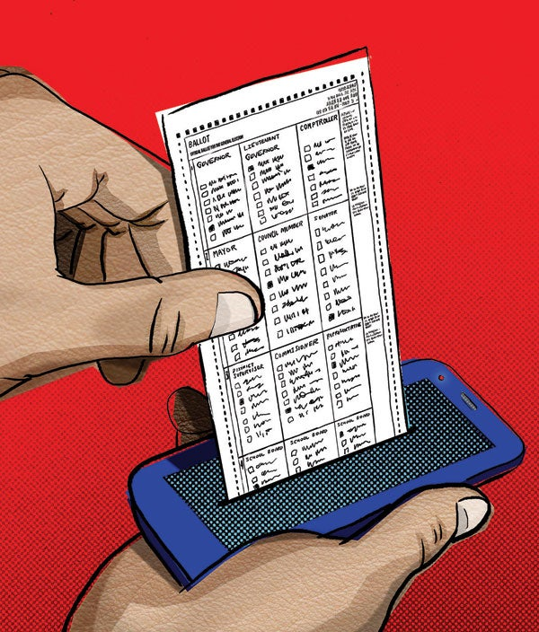 When Will We Be Able to Vote Online?