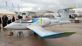 """""""Impossible"""" Electric Airplane Takes Flight"""