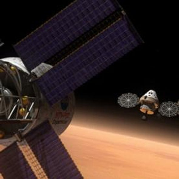 For Manned Deep-Space Missions, Radiation Is Biggest Hurdle