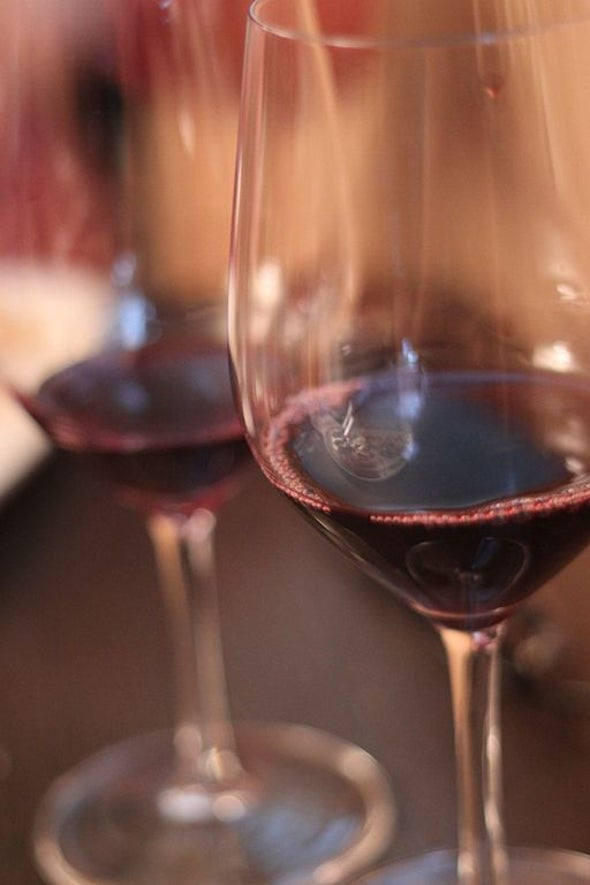 Wine Becomes More Like Whisky as Alcohol Content Gets High
