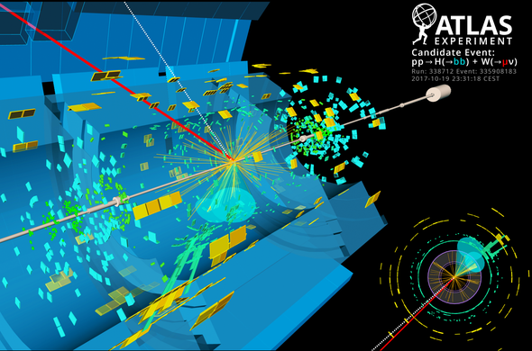 Physicists Observe the Higgs Boson's Elusive Decay