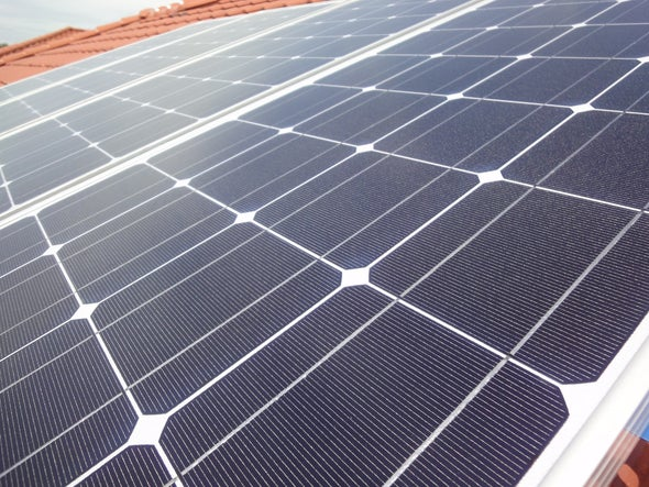 Why China Is Dominating the Solar Industry - Scientific American