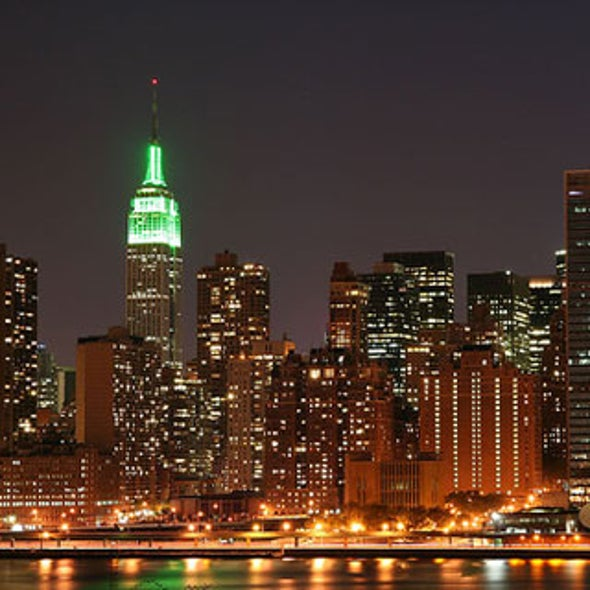 Retrofitting Old Buildings to Turn Big Apple Green