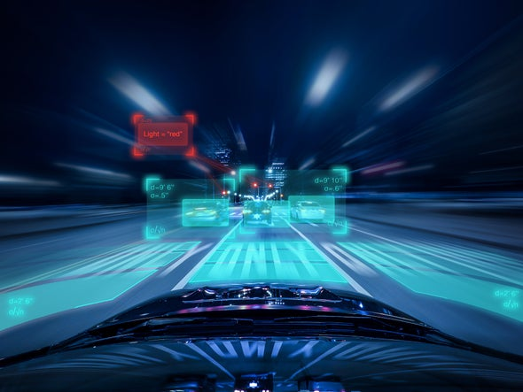 Are Autonomous Cars Really Safer Than Human Drivers?