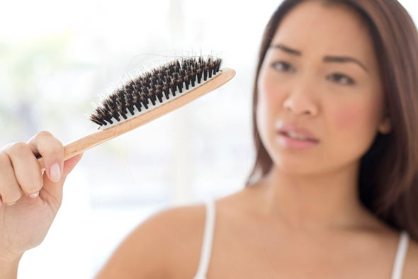 10 Top Causes of Hair Loss