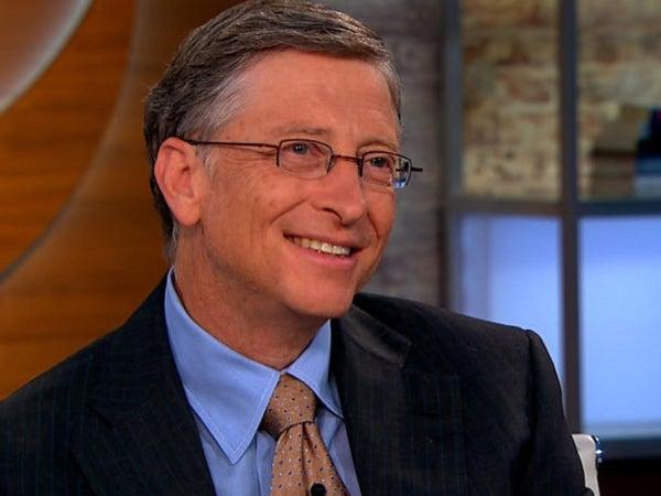 A Vote for Bill Gates as Interim Microsoft CEO