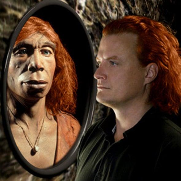 Were Neandertals the Original Redheaded Strangers?