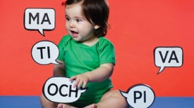 How Babies Learn Language