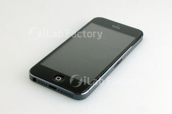 Photo Supposedly Shows iPhone 5 Assembled from Leaked Parts