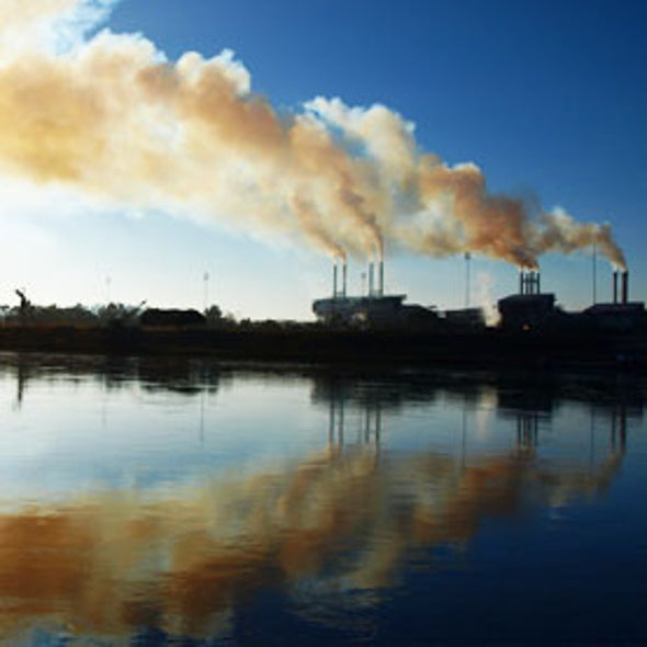 Global CO2 Levels Approach Worrisome Milestone