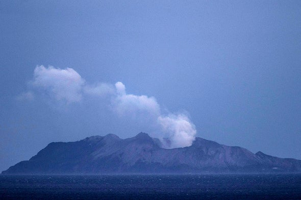 Why New Zealand's White Island Erupted Without Warning