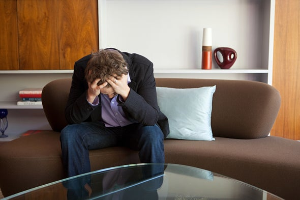 Most Depressed Adults in the U.S. Remain Untreated