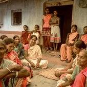 Women of Mendha (Lekha) at harvest festival.