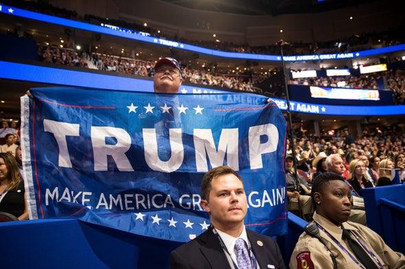 Republican Platform Rejects Paris Climate Agreement