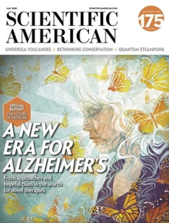 Scientific American Volume 322, Issue 5