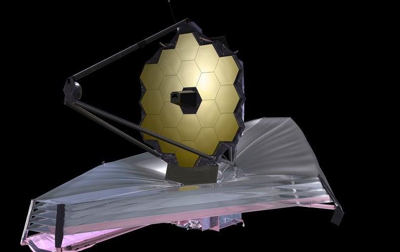 NASA Postpones Launch of James Webb Space Telescope