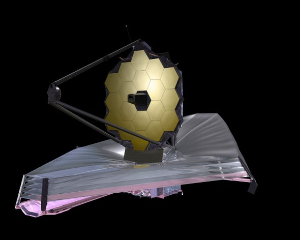 NASA Postpones Launch of James Webb Space Telescope