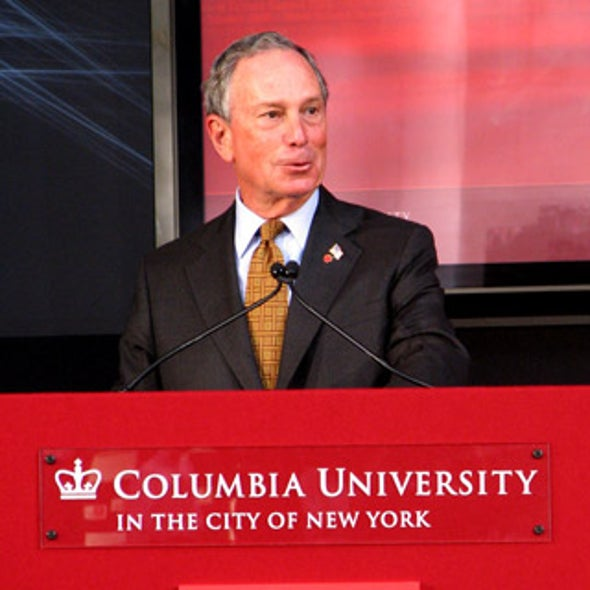 "Bloomberg Lays into Policymakers' ""Political Science"""