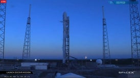SpaceX Launch of Earth Observatory Satellite Delayed by Radar Glitch
