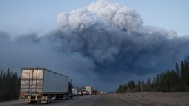 Catastrophic Canadian Wildfire Is a Sign of Destruction to Come