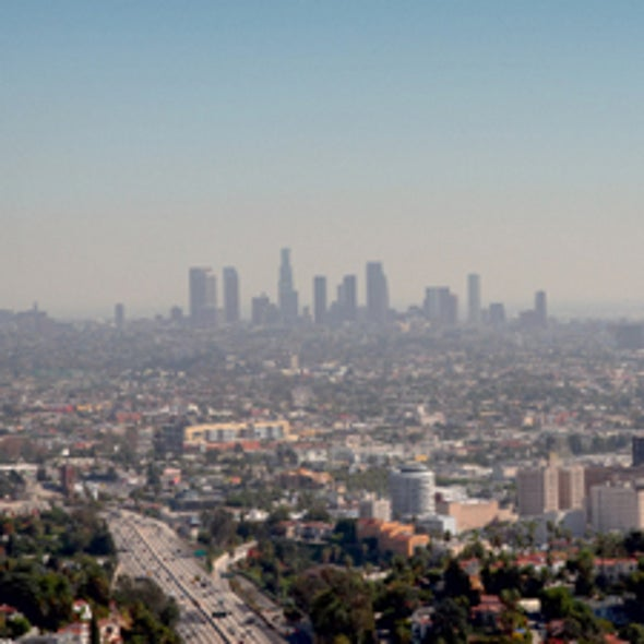 How Can Los Angeles Adapt to Coming Climate Change?