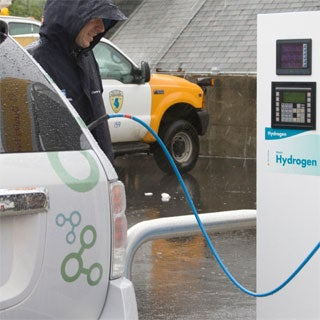 Gassing Up Gas-Free [Slide Show]