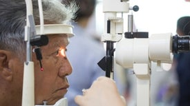 Elderly May Not Need Routine Vision Checks During Physicals, Panel Says