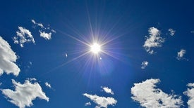 Science Says Why We Can't Look at the Sun