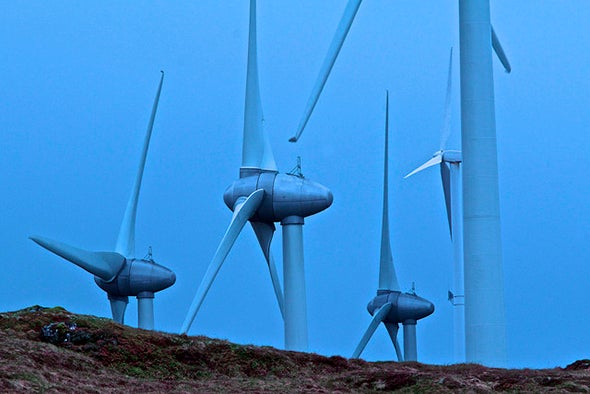 U.S. Reports a Major Milestone in Wind and Solar Power