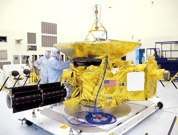 Aged Technology on Pluto Flyby Probe Won't Cripple Mission
