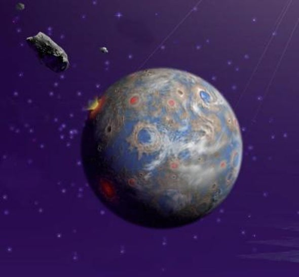 Busting Earth-Bound Asteroids a Bigger Job Than We Thought