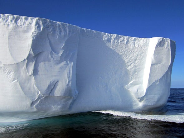 Polar Sea Ice the Size of India Reportedly Vanishes in Record Heat