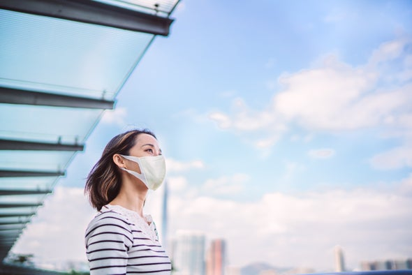 Assessing COVID Risk and More with Air Quality Monitors