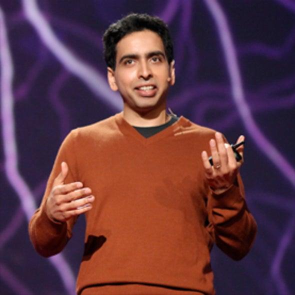 YouTube Tutor Salman Khan and His Online Academy