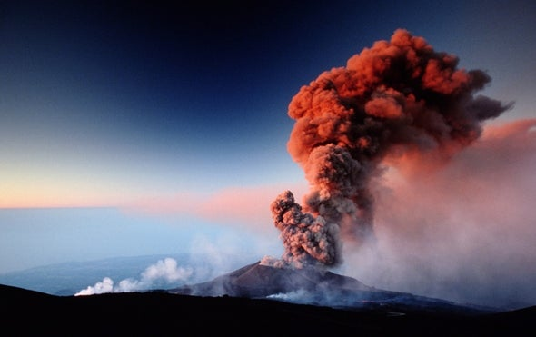 Volcanoes: Nature's Way of Letting Off Steam