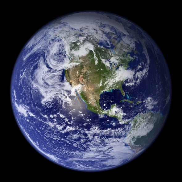 Earth's Orbital Shifts May Have Triggered Ancient Global Warming
