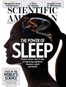Scientific American Volume 313, Issue 4