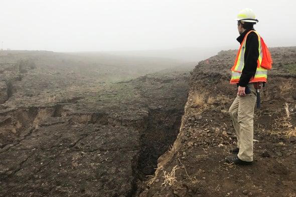 Looming Landslide Stokes Fears, May Help Disaster Predictions