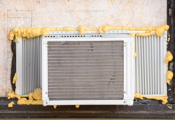 Could Air-Conditioners Help Cool the Planet?