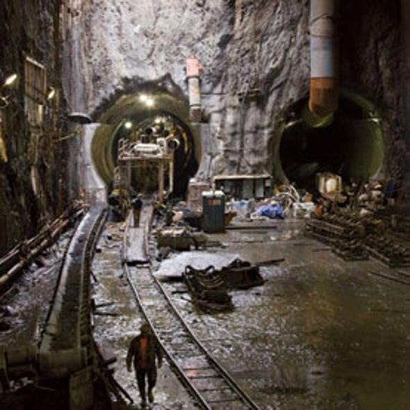 Inside the Second Avenue Subway, under Construction: A Photo Tour [Slide Show]