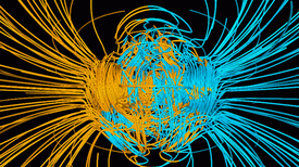 """Mysterious """"Geomagnetic Spike"""" 3,000 Years Ago Challenges Our Understanding of Earth's Interior"""