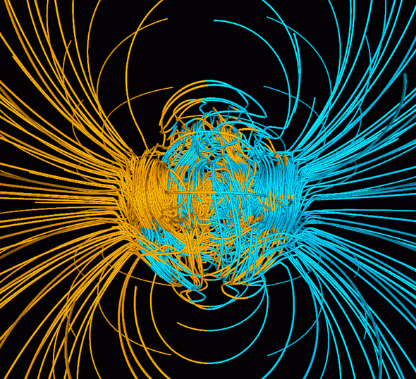 "Mysterious ""Geomagnetic Spike"" 3,000 Years Ago Challenges Our Understanding of Earth's Interior"