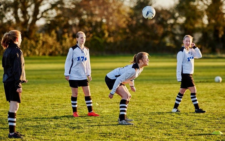 Should Kids Be Allowed to Play Soccer?