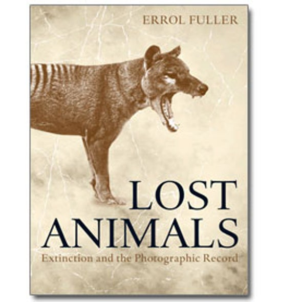 10 Extinct Animals Lost to Planet Earth but Preserved in Photographs [Excerpt & Photo Essay]