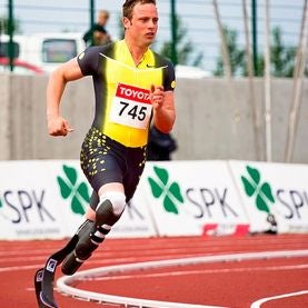 Should Oscar Pistorius's Prosthetic Legs Disqualify Him from the Olympics?