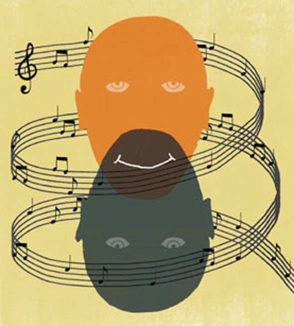 Musical Intervals Sway Moods