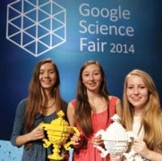 Plan to Ease World Hunger Wins at Google Science Fair