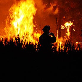 Finally, a Way to Predict a Wildfire's Behavior in Real Time