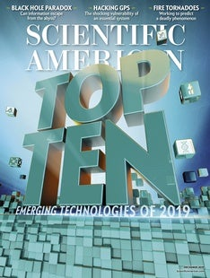 Scientific American Volume 321, Issue 6